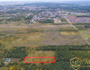 Działka na sprzedaż, Białystok Bagnówka, 650 000 zł, 2404 m2, 825/5996/OGS