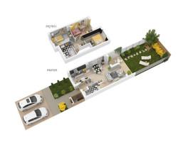 Dom w inwestycji DĄBRÓWKA, LEŚNA POLANA – DOPIEWIEC, budynek LARGO, symbol R/LR-29