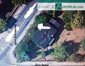Działka na sprzedaż, Katowice Podlesie Saska, 1 250 000 zł, 2086 m2, 217