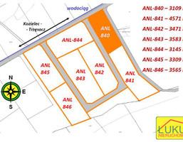 Działka na sprzedaż, Bydgoski Dobrcz Kozielec, 370 000 zł, 30 890 m2, ANL000840