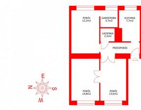 Mieszkanie na sprzedaż, Gdynia Wzgórze Św. Maksymiliana Mikołaja Reja, 499 000 zł, 63,6 m2, PH893989