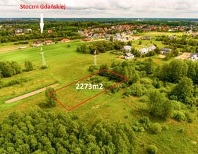 Działka na sprzedaż, Białystok Dojlidy Górne Skowronkowa, 272 760 zł, 2273 m2, 704