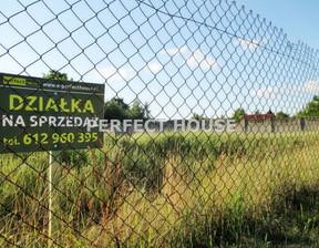 Działka na sprzedaż, Poznański Puszczykowo Puszczykówko 3 Maja, 559 000 zł, 2047 m2, PRF-GS-3337