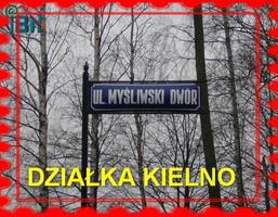 Działka na sprzedaż, Wejherowski Szemud Kielno Myśliwski Dwór, 185 000 zł, 1610 m2, RN05562