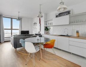 Mieszkanie do wynajęcia, Gdynia Śródmieście Hryniewickiego, Sea Towers, 3500 zł, 48 m2, 206