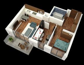 Mieszkanie w inwestycji APARTAMENTY KALISKA 26, symbol 6