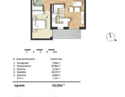 Mieszkanie w inwestycji Osiedle Słoneczne, budynek Budynek 1, symbol 30