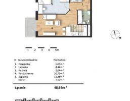 Mieszkanie w inwestycji Osiedle Słoneczne, budynek Budynek 1, symbol 27