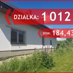 Dom na sprzedaż, Białystok Dojlidy Górne Pokładowa, 550 000 zł, 184,43 m2, 4