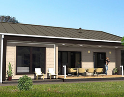 Dom w inwestycji Satori House (kujawsko-pomorskie), budynek Opcja Standard z płytą fundamentową, symbol S05P04