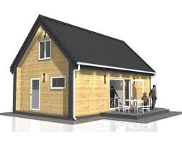 Dom w inwestycji Satori House (kujawsko-pomorskie), budynek Opcja Standard z płytą fundamentową, symbol S05P10