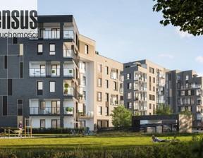 Mieszkanie na sprzedaż, Gdańsk Beniowskiego, 503 924 zł, 47,54 m2, SF032312