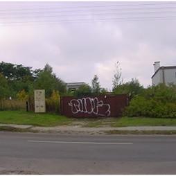Działka na sprzedaż, Łódź Janosika 118, 277 000 zł, 2206 m2, gc0003320