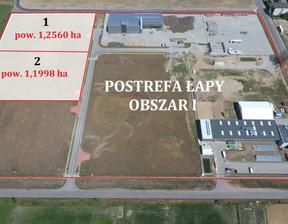 Budowlany na sprzedaż, Białostocki (Pow.) Łapy (Gm.) Łapy-Łynki, 427 200 zł, 12 560 m2, lc-00000744