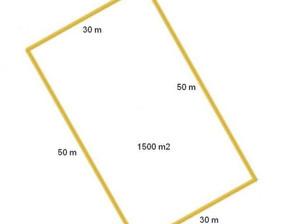 Działka na sprzedaż, Poznań Stare Miasto Morasko Morenowa, 399 000 zł, 1500 m2, 1243450045